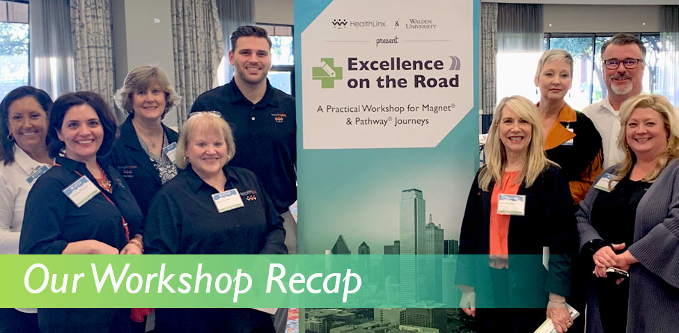 Recapping the Excellence on the Road Workshop