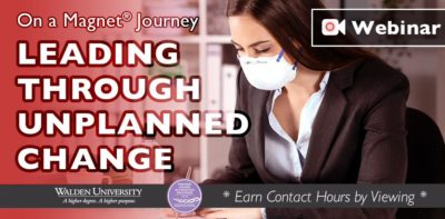 Leading Through Unplanned Change While on a Magnet® Journey