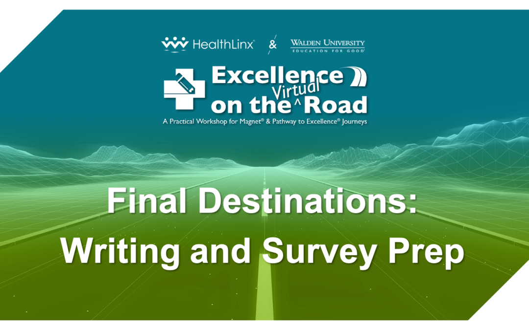 Final Destinations: Writing and Survey Prep – Pathway to Excellence